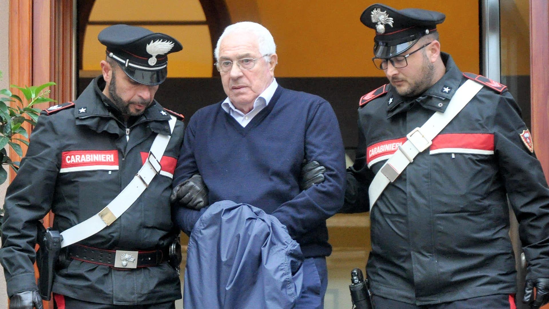 Policía italiana anuncia arresto del jefe de la mafia siciliana.