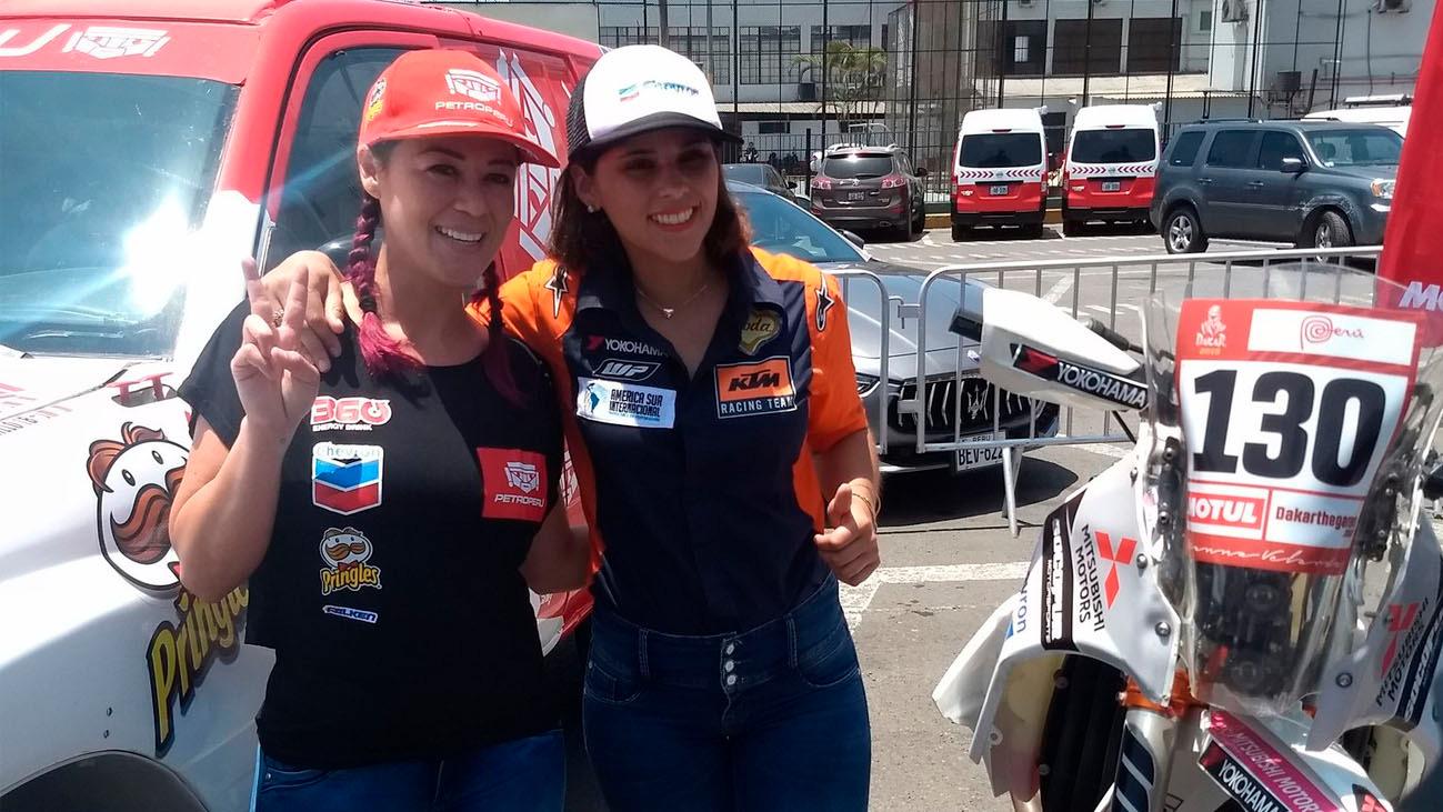 Serán 17 las mujeres que participarán en el Rally Dakar 2019.