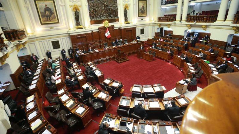 Congreso acordó realizar una sesión extraordinaria este sábado para ver el caso Mamani
