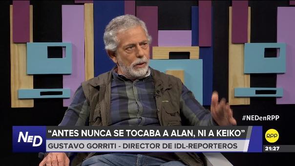 Gustavo Gorriti dice que Jorge Simoes Barata tiene mucho que perder si miente en sus confesiones sobre el caso Lava Jato.