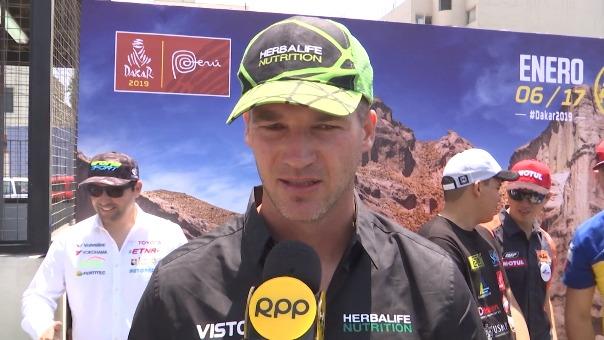 Nicolás Fuchs ganó el Rally Italia Sardegna 2012 en la categoría de Producción.