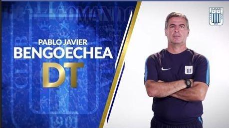 Pablo Bengoechea analizó el partido entre Alianza Lima y Sporting Cristal