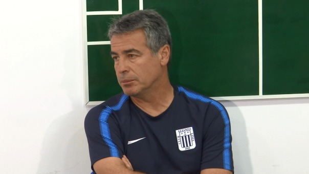 Pablo Bengoechea fue campeón con Alianza Lima del Torneo Descentralizado 2018.