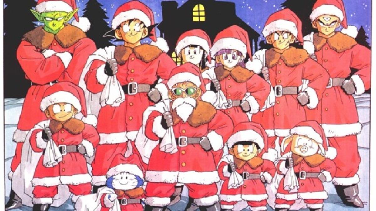 La navidad ha llegado a FighterZ.