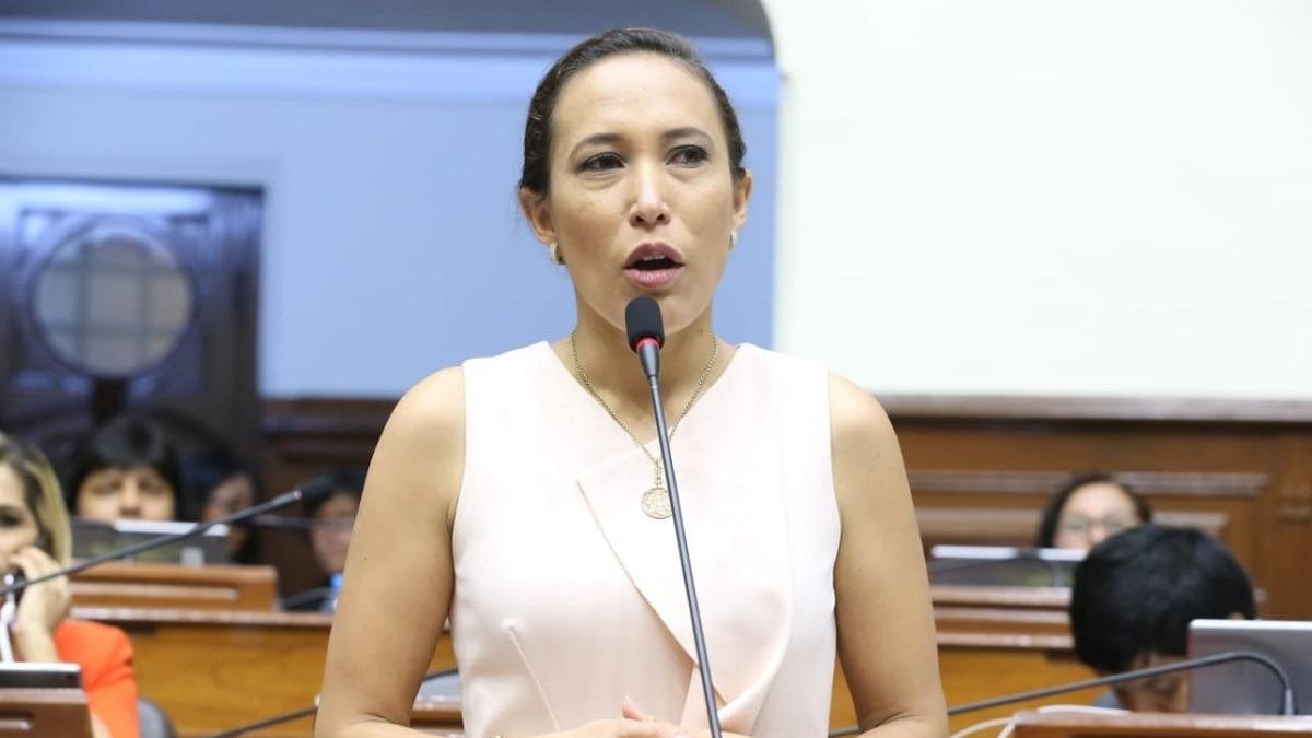 Paloma Noceda denunció haber sido víctima de un tocamiento indebido.