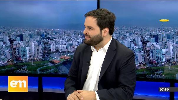 Alberto de Belaúnde pidió respetar los resultado del referéndum.