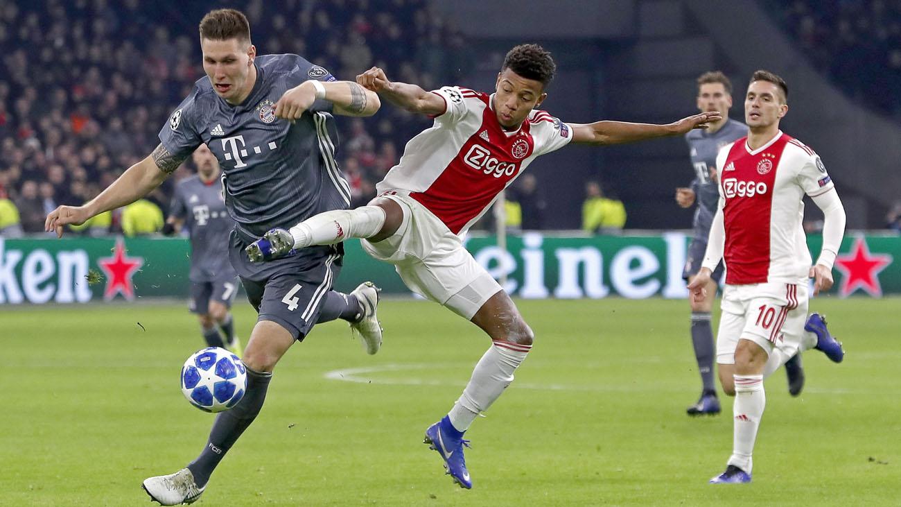 Bayern Munich empató 3-3 ante Ajax por la fecha seis de la Champions League    RPP Noticias