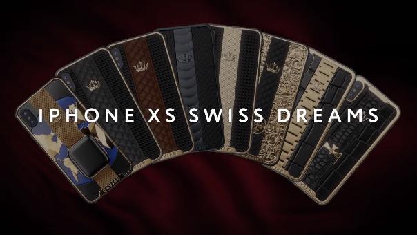 Promoción de la colección Swiss Dreams.
