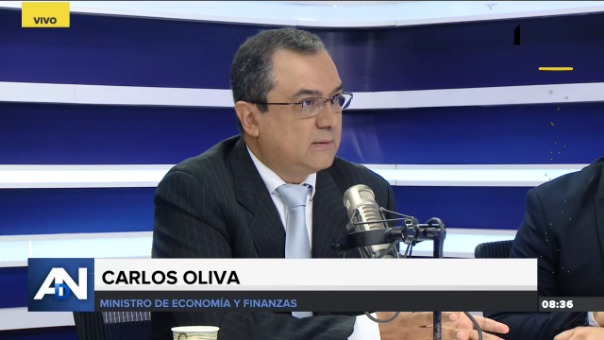 Carlos Oliva sobre las vacaciones.
