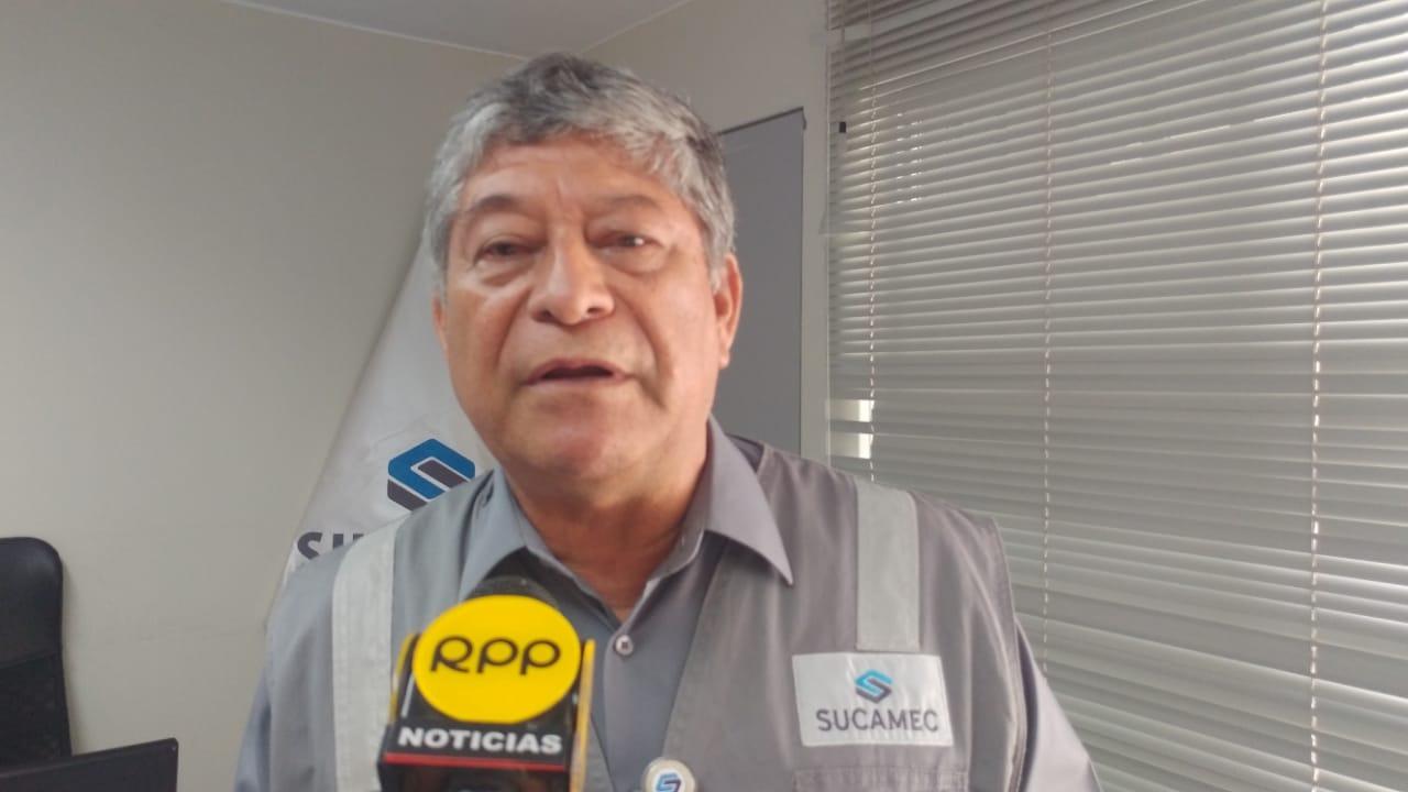 Jefe de Sucamec Lambayeque