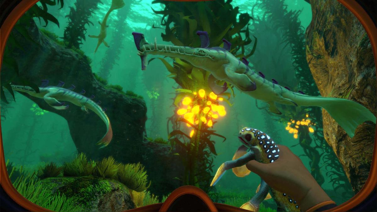 Juegos Gratis Epic Games Store Regala Subnautica Hasta El 27 De