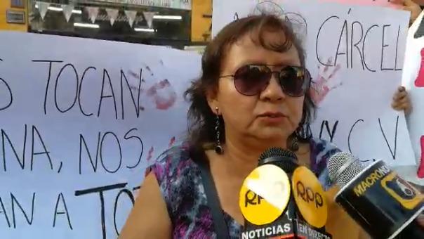 Blanca Casanova, madre de la joven, pide que cárcel para publicista.
