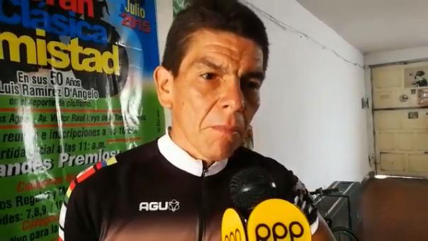 Presidente de la Casa del Ciclista, Luis Ramírez D'Angelo, afirma que el deporte y la historia es la combinación perfecta.