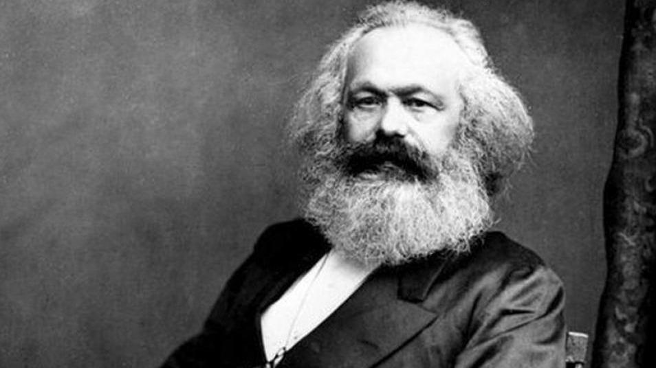 En una encuesta de la BBC, Karl Marx fue votado como el