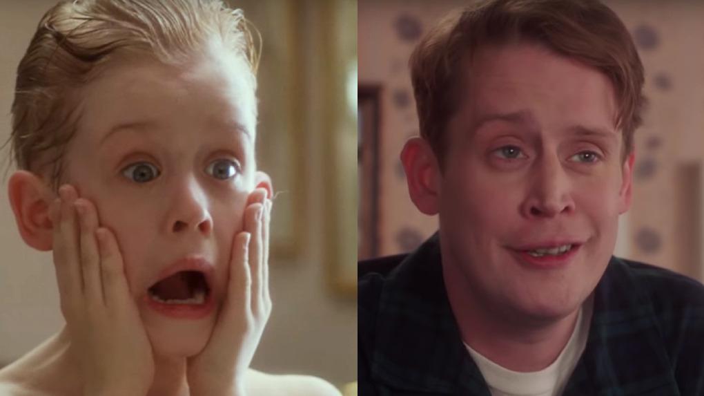 Macaulay Culkin interpretó a Kevin McCalliste, de