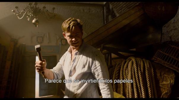 Este es el avance de la película protagonizada por Chris Hemsworth y Thessa Thompson