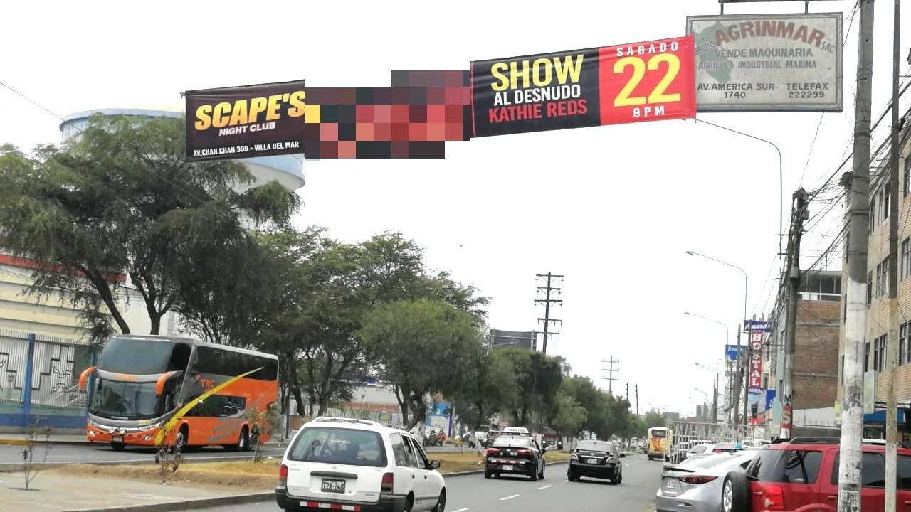 Ciudadanos reprueban anuncio publicitario.