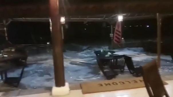La destrucción de Indonesia tras tsunami