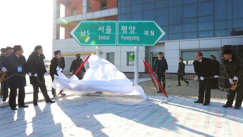 La ceremonia tiene carácter simbólico y no marca el comienzo real de la construcción de la infraestructura necesaria.