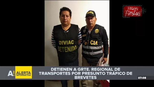 En el operativo también se detuvo a 9 funcionarios e inspectores investigados por varios delitos.