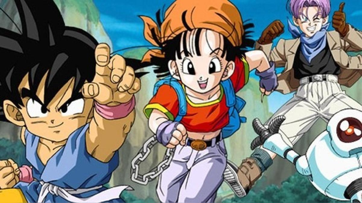 ¿Recuerdas Dragon Ball GT?