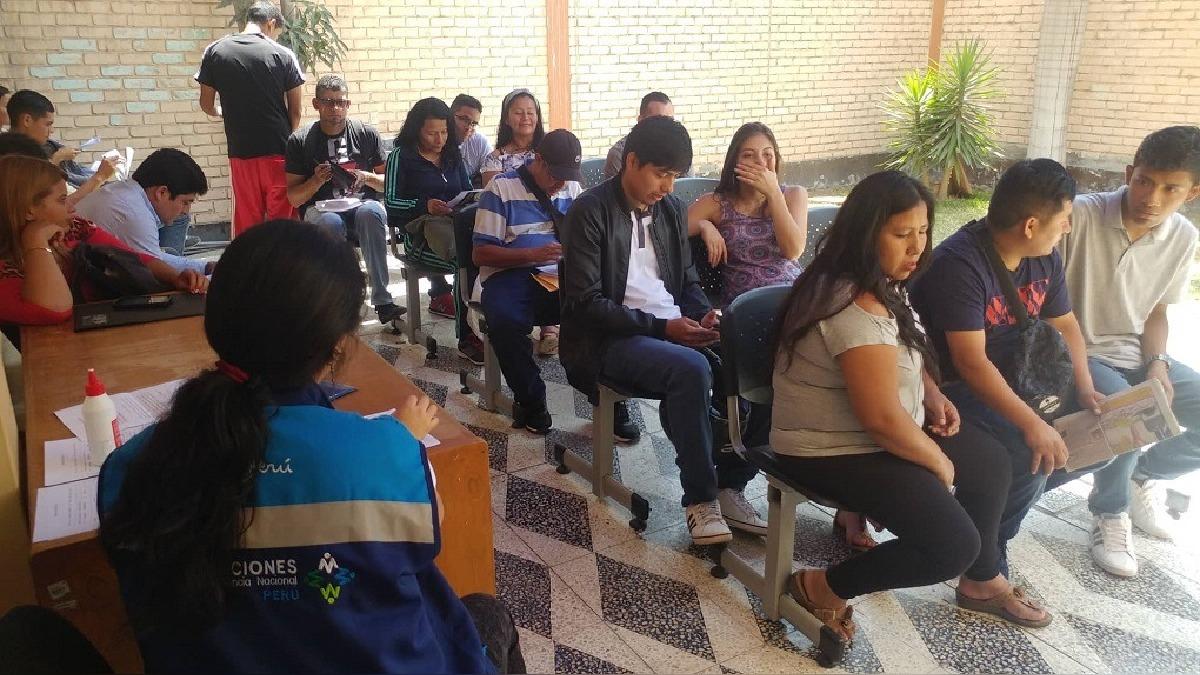 Venezolanos en Migraciones