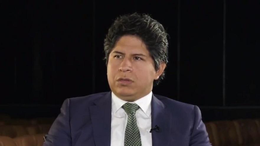 Marcial Eloy Paucar reemplazará a José Domingo Pérez.