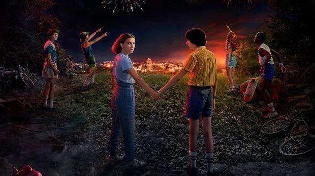 Stranger Things 3 se estrena el 4 de julio de 2019.