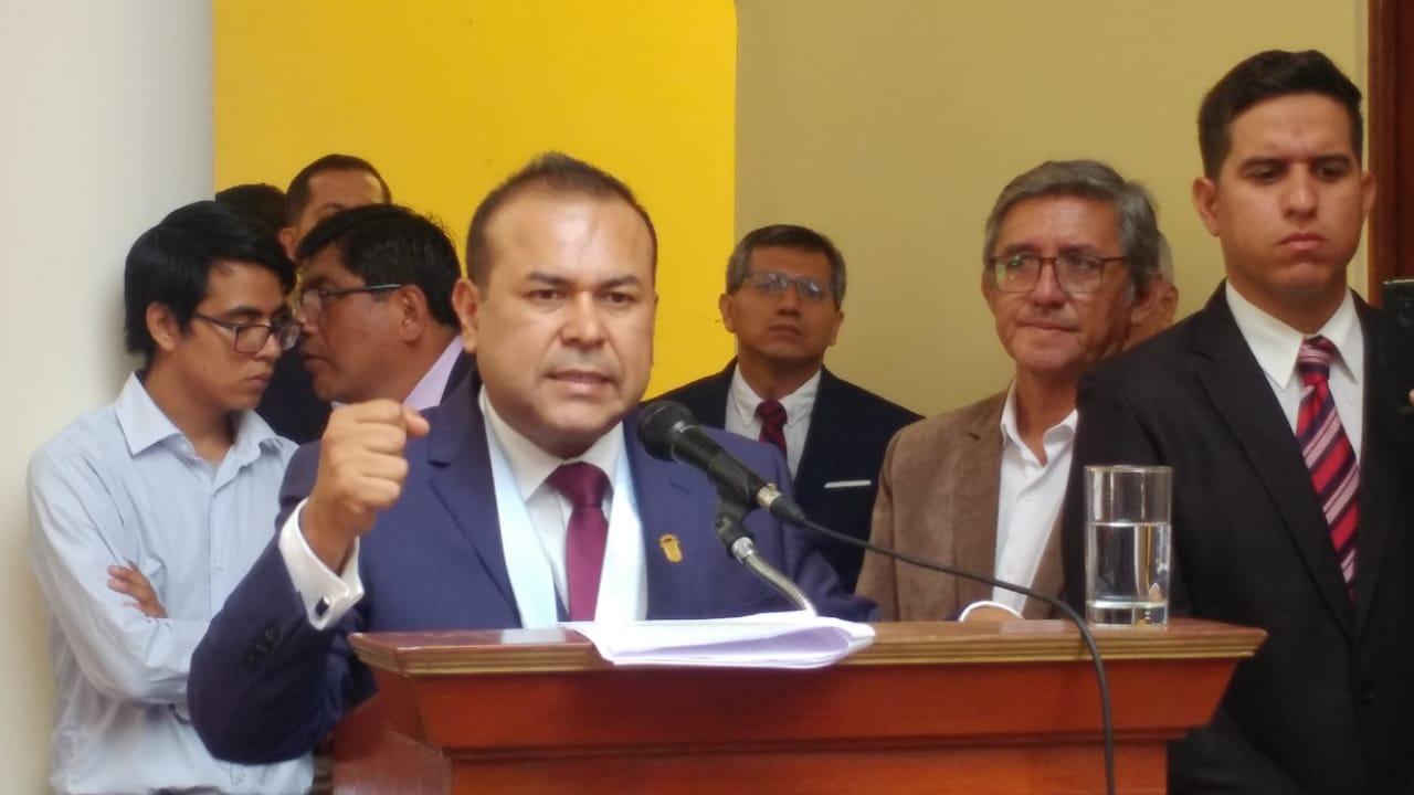Alcalde de Chiclayo