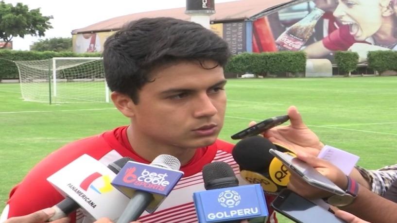 Jairo Concha es una de las principales cartas que tendrá la Selección Sub 20 en el Sudamericano de la categoría.