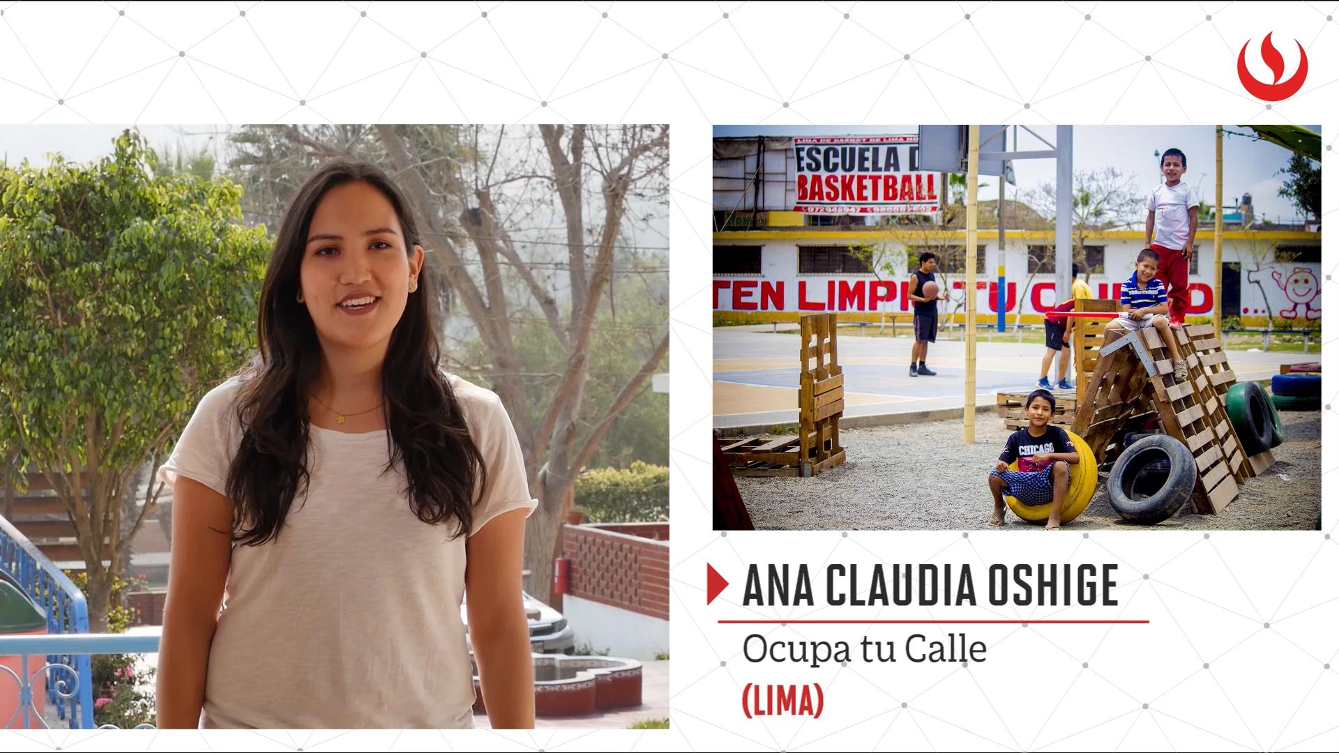 A la fecha, se han efectuado 27 intervenciones urbanas en doce distritos de Lima y Chiclayo.