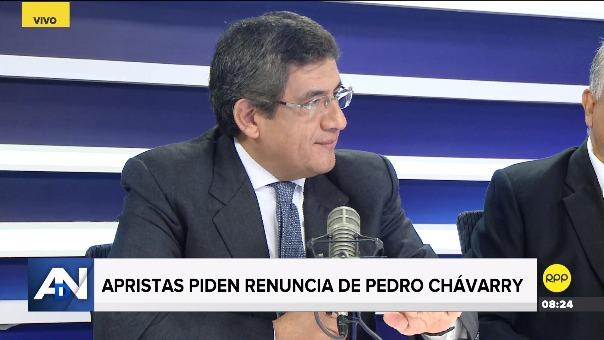 Juan Sheput, congresista de Peruanos por el Kambio.