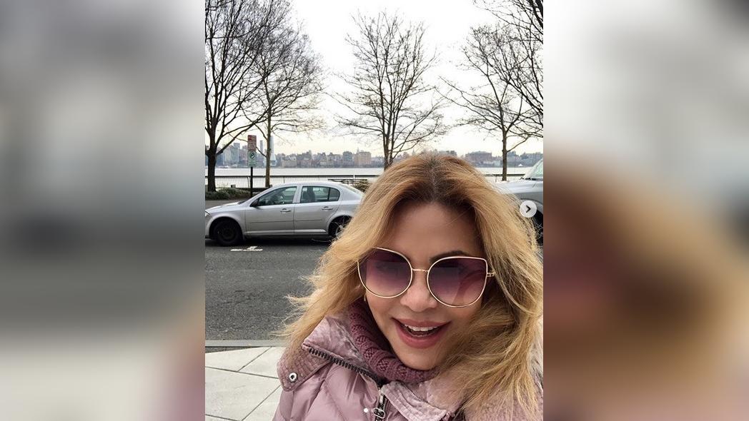 Gisela Valcárcel publicó este video de sus vacaciones en Estados Unidos.
