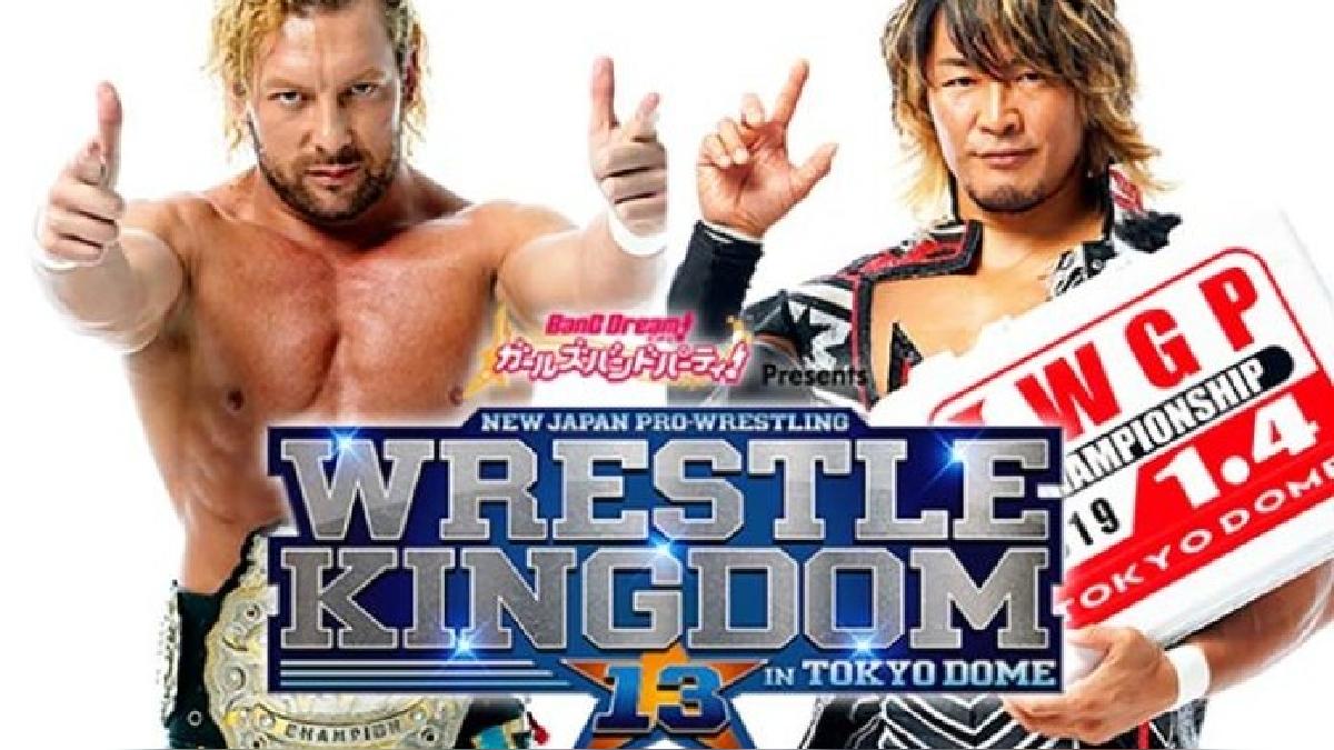 Kenny Omega fue derrotado por el japonés Hiroshi Tanahashi