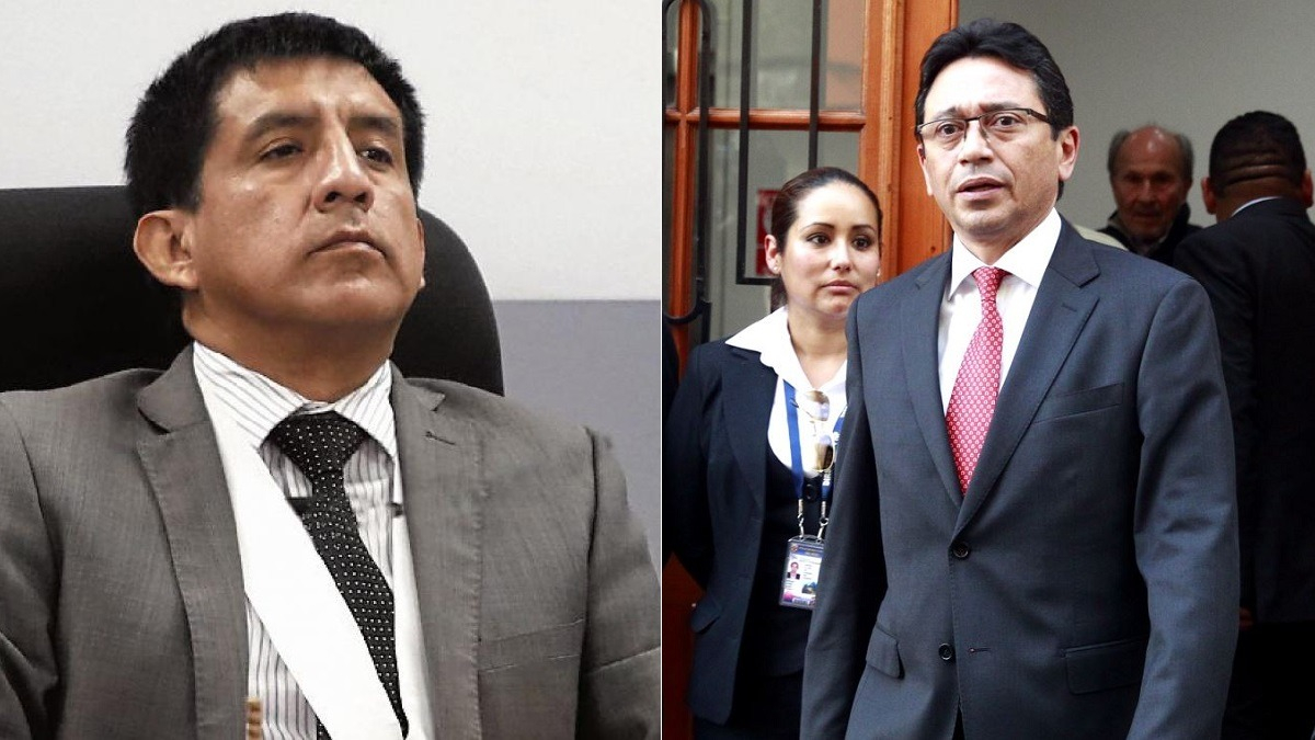 Abogado presentó un recurso con el juez Concepción Carhuancho.
