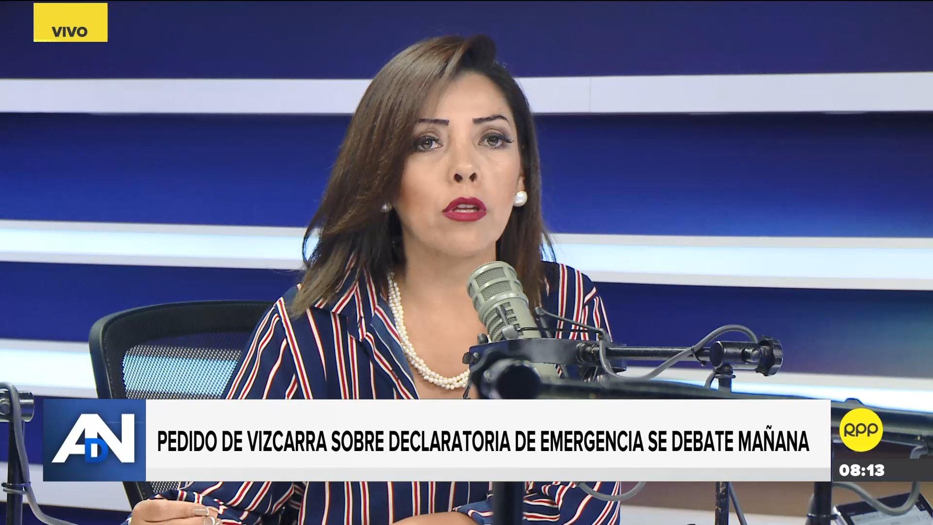 La posición de Aramayo va en contra de lo anunciado por Tubino el último viernes.