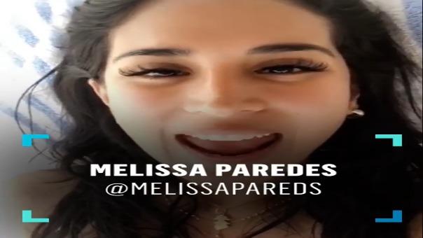 Melissa Paredes será parte del staff de comentaristas de los Globos de Oro en las redes del canal E!.