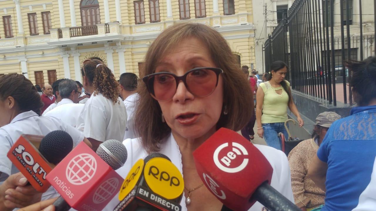 Directora de Hospital Las Mercedes