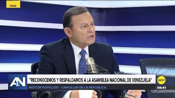 Grupo de Lima no reconoce legitimidad de la presidencia de Nicolás Maduro