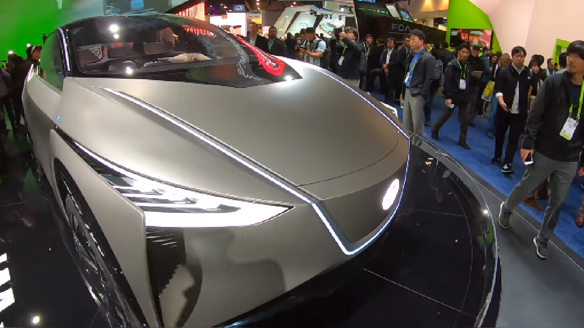 El CES 2019 nos muestra las nuevas tendencias del mercado automovilístico.