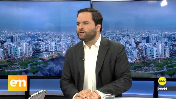 De Belaunde fue denunciado ante la Comisión de Ética.