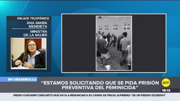 Según Ana María Mendieta, estos crímenes aumentan