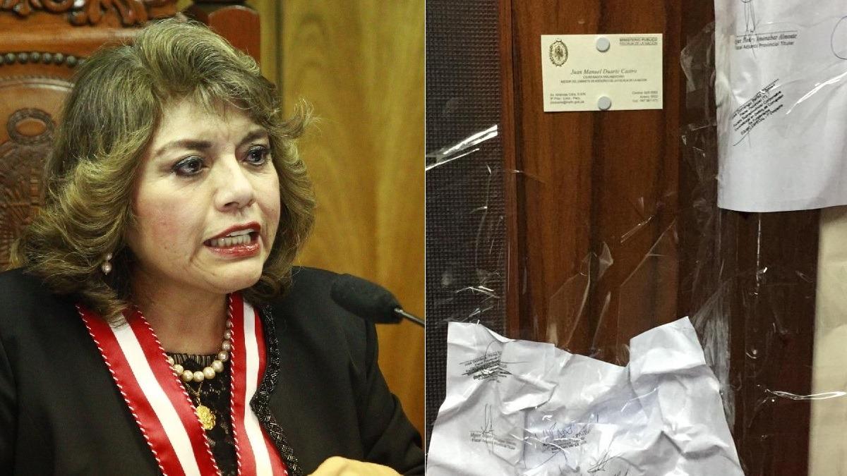 Zoraida Ávalos, fiscal de la Nación interina, en RPP Noticias.