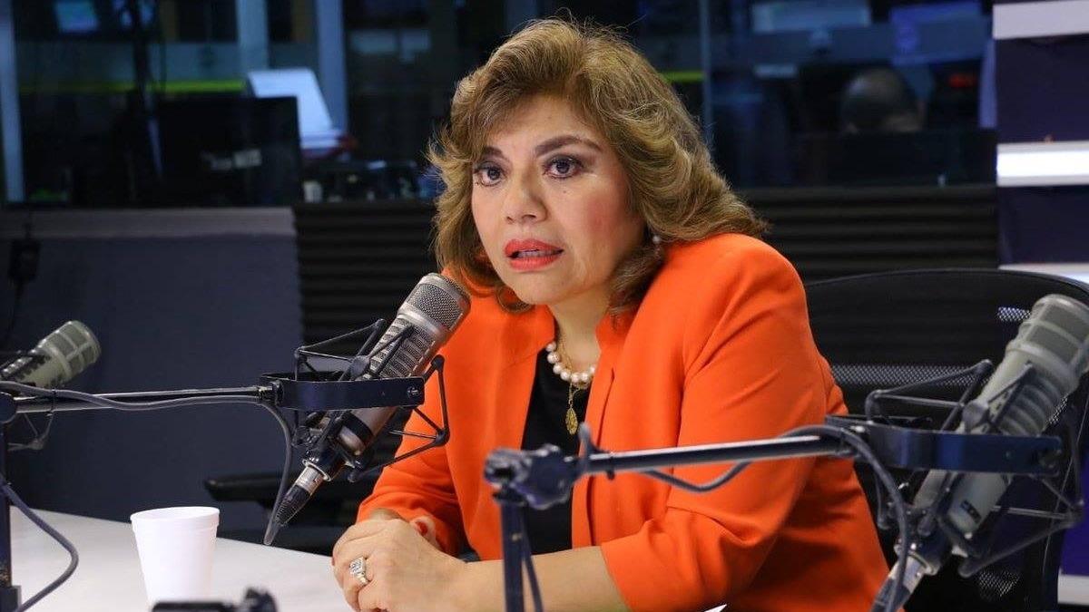 Zoraida Ávalos, fiscal de la Nación interina.