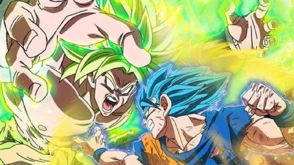 Dragon Ball Super Broly Estos Son Los Cines Y Horarios Para Ver