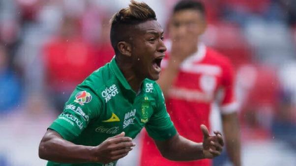 Pedro Aquino llegó a León a mediados del año pasado proveniente de Lobos BUAP.