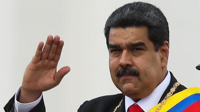 Nicolás Maduro juró como presidente para un nuevo periodo de seis años.