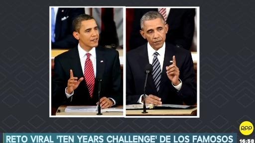 Desde Barack Obama hasta Nicolás Maduro, pasando por el Papa Francisco. Esta es la imagen de hace diez años de personajes del mundo.