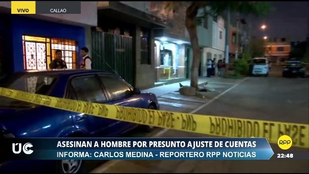 Al menos 12 disparos fueron ejecutados por los homicidas.