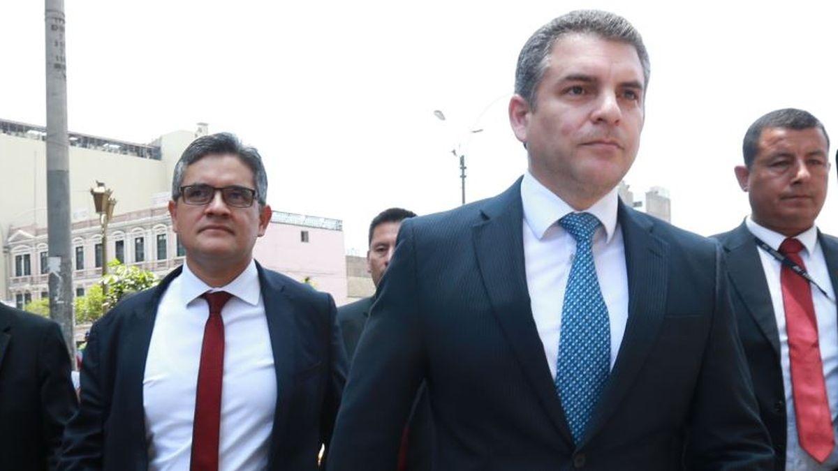 Rafael Vela sobre la recusación del juez Richard Concecpión Carhuancho.